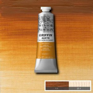 Raw Sienna Griffin 37ml