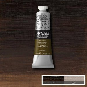 Raw Umber Artisan 200ml