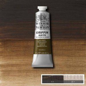 Raw Umber Griffin 37ml