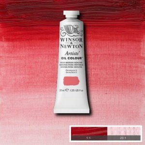 Rose Madder Genuine Winsor & Newton Aoc 37ml