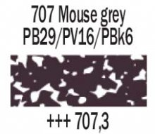 707.3 Mouse Grey Rembrandt Soft Pastel