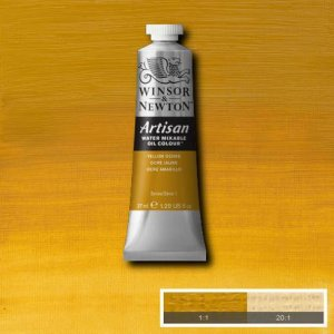 Yellow Ochre Artisan 200ml