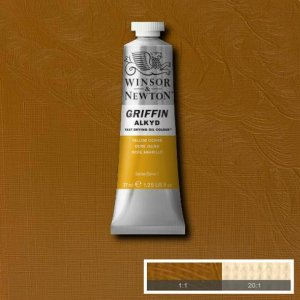 Yellow Ochre Griffin 37ml