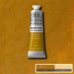 Yellow Ochre Winton 200ml
