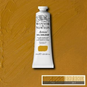 Yellow Ochre Pale Winsor & Newton Aoc 37ml