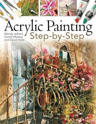 Acrylic Painting Step by Step Pb