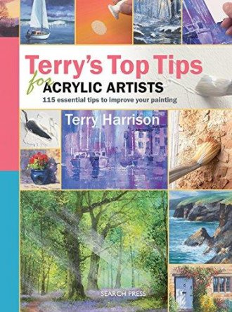 Terry's Top Tips Acrylic A5 Harrison
