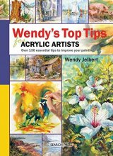 Wendy's Top Tips Acrylic Elbert A5