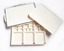 Sealed Acrylic Painting Box
