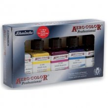 Schmincke Aero Colour Ink 5 Set