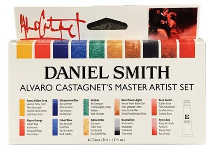 Daniel Smith Alvaro Castagnet Set 10x5ml