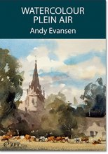 Watercolour Plein Air dvd by Andy Evansen