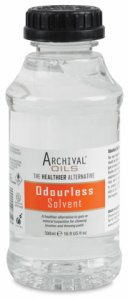 Odourless Solv 1000ml Archival