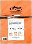 Arttec Oil Sketch Pad