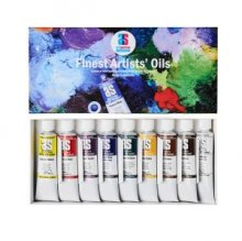 Art Spectrum Oil 9 Set