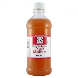 No3 Medium As 500ml