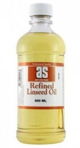 Linseed Oil As 500ml