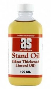 Stand Linseed Oil As 100ml