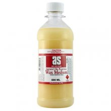 Wax Medium As 500ml