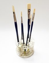 Plastic Brush Holder