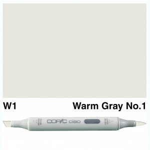 Copic Ciao W1