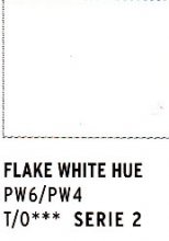 Flake White Charvin 60ml