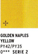 Naples Yellow Gold Charvin 60ml