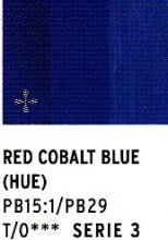 Cobalt Blue Red Charvin 60ml