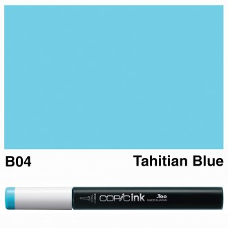 Copic Ink B04-Tahitian Blue