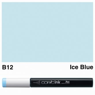Copic Ink B12-Ice Blue