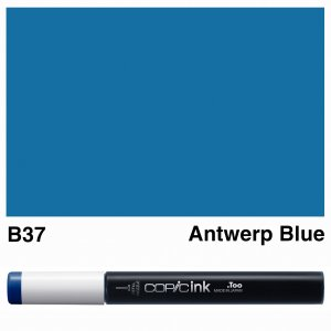 Copic Ink B37-Antwerp Blue