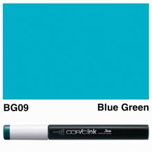 Copic Ink BG09-Blue Green