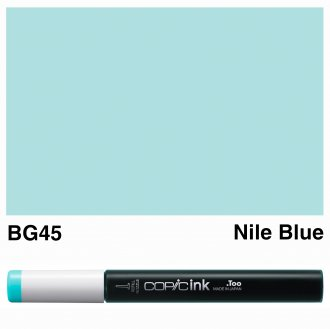 Copic Ink BG45-Nile Blue