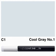 Copic Ink C1-Cool Gray No.1