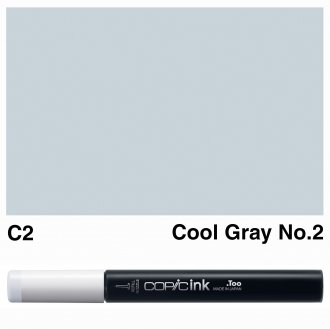 Copic Ink C2-Cool Gray No.2
