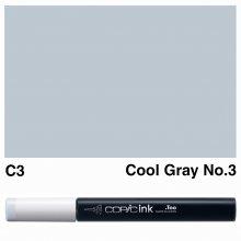 Copic Ink C3-Cool Gray No.3