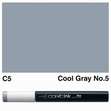 Copic Ink C5-Cool Gray No.5