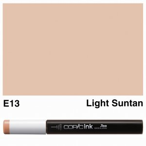 Copic Ink E13-Light Suntan