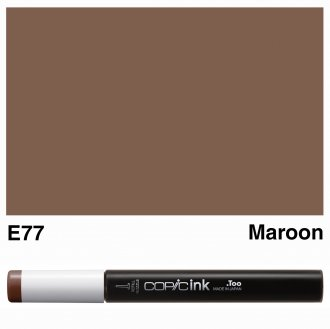 Copic Ink E77-Maroon