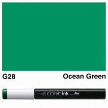 Copic Ink G28-Ocean Green