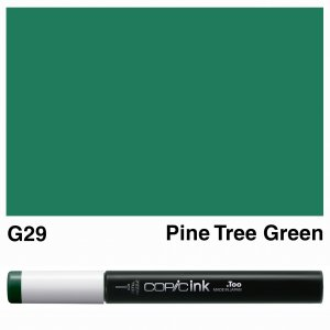 Copic Ink G29-Pine Tree Green