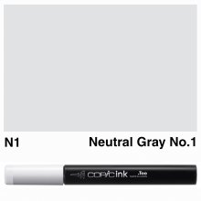 Copic Ink N1-Neutral Gray No.1