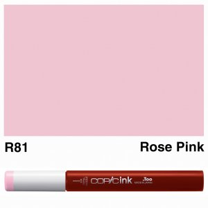 Copic Ink R81-Rose Pink