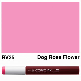 Copic Ink RV25-Dog Rose Flower
