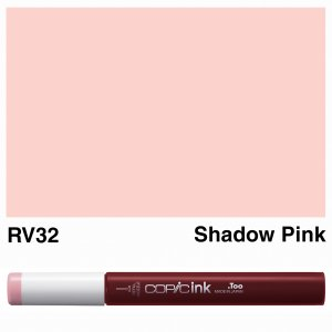 Copic Ink RV32-Shadow Pink