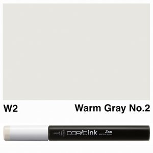 Copic Ink W2-Warm Gray No.2