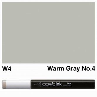 Copic Ink W4-Warm Gray No.4