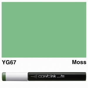 Copic Ink YG67-Moss