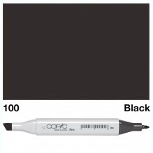 Copic Classic 100 Black