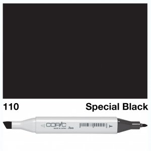 Copic Classic 110 Special Black